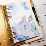 Winter Floral Planner Dashboard-Planner Dashboard-My Pretty Week