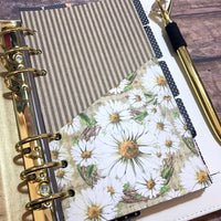 Daisy - Planner Folder-Folder Divider-My Pretty Week