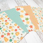 Happy Fall Y'all Set of 5 Planner Dividers-Planner Dividers-My Pretty Week