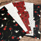 Holly Jolly Set of 5 Planner Dividers-Planner Dividers-My Pretty Week