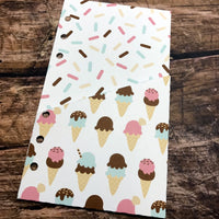 Ice Cream - Planner Folder-Folder Divider-My Pretty Week