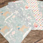Magical Christmas of 5 Planner Dividers-Planner Dividers-My Pretty Week