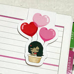 So in Love - Valentine Magnetic Bookmark-Magnetic Bookmark-My Pretty Week