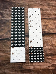 Two Planner Page Markers for A5 or Personal Planners. Duets. Polka Dot Love - myprettyweek  - 1