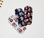 Nesting Dolls Magnetic Bookmarks (3)-Magnetic Bookmark-My Pretty Week