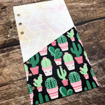 Pretty Cacti - Planner Folder-Folder Divider-My Pretty Week