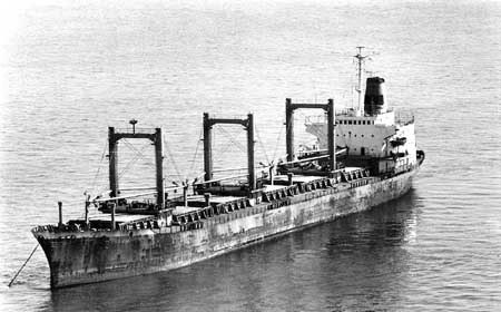 Cargo ship Khian Sea