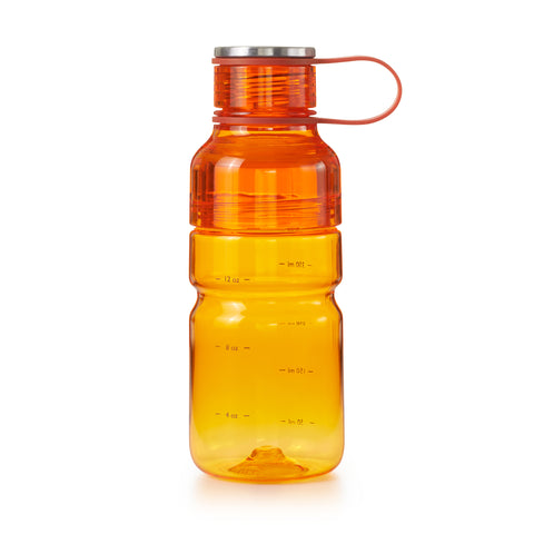 กระบอกน้ำ advance bottle 500 มล. สีส้ม l OXO GG Strive advance bottle 16 oz/500 ml. sunset orange