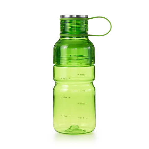 กระบอกน้ำ advance bottle 500 มล. สีเขียว l OXO GG Strive advance bottle  16 oz/500 ml  apple green