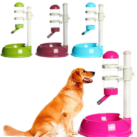 Choose a Cheap Pet Automatic Water and Food Feeder