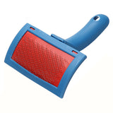 Pet Hair Shedding Brush With Comb Tool - ForHappyPets.com