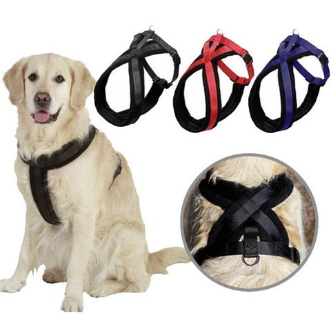Pet Harness Chest Strap - ForHappyPets.com
