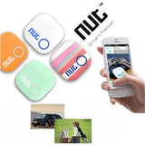 Mini Anti lost Alarm Dog Tracker Bluetooth Nut 2 for iPhone Android - ForHappyPets.com