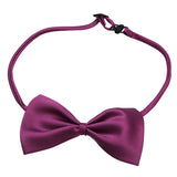 Dog Cat Bow Tie Cotton Collar - ForHappyPets.com