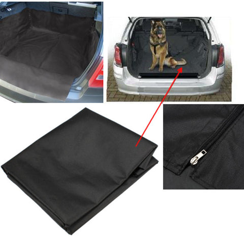 Car Boot Dog Pet Mat Protector - ForHappyPets.com