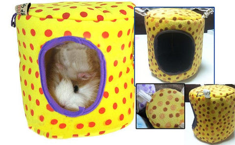 Colorful Hamster Hammock Bed - ForHappyPets.com