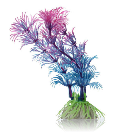 Plastic Fish Tank Ornament Plant Aquarium Decoration - ForHappyPets.com