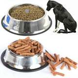 Stainless Steel Pet Bowl For Cat And Dog
