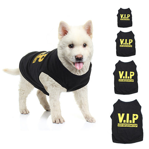 Amazing Very Important Puppy Vest - ForHappyPets.com