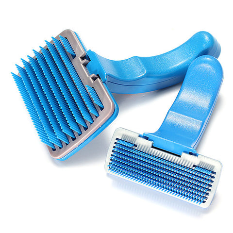 Pet Cleaning Brush For Dog Cat - ForHappyPets.com