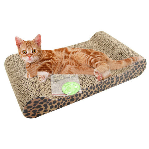 Cat Scratching Box Board - ForHappyPets.com