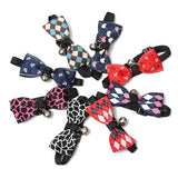 Amazing Bowknot Dog Cat Collar - ForHappyPets.com