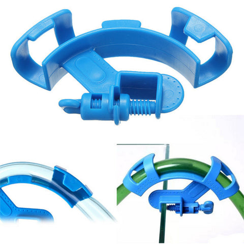 Aquarium Mount Tube Holder - ForHappyPets.com