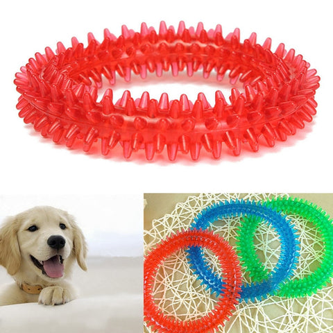 Cleaning Dental Teeth Biting Toy - ForHappyPets.com