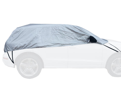 half size car cover