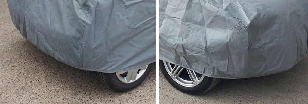 Fitted car Covers