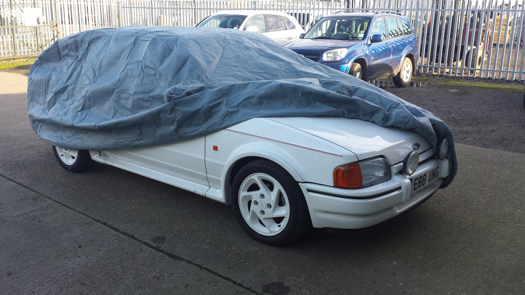 ford escort mk3 mk4 rs turbo 1984 1991 weatherpro car cover