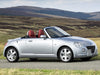daihatsu copen with factory fitted spoiler 2002 onwards dustpro car cover