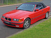 BMW 3 Series E36 E46 & M3 Convertible 1993 - 2004 Half Size Car Cover
