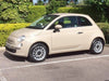 Fiat 500 2007 onwards Half Size Car Cover