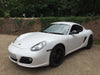 Porsche Cayman 2005 - 2012 Half Size Car Cover