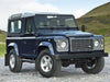 land rover defender 3 door 1990 onwards summerpro car cover