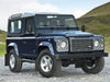 Land Rover Defender (3 door) 1990 onwards Half Size Car Cover