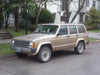 Jeep Cherokee 1984 - 2001 Half Size Car Cover