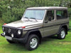 Mercedes G Wagen 4x4 (W463) 1990 onwards Half Size Car Cover