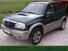 Suzuki Grand Vitara (4 Door) 1999 onwards Half Size Car Cover