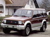 Mitsubishi Shogun, Pajero (5 door) up to 1999 Half Size Car Cover