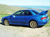 subaru impreza with factory boot spoiler 1993 2007 summerpro car cover