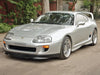 Toyota Supra with factory rear spoiler 1993 - 2002 Half Size Car Cover