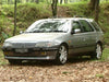 Peugeot 405 SW 1988 - 1997 Half Size Car Cover