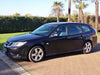 Saab 9-3 SportWagon SportCombi 2003 onwards Half Size Car Cover