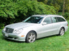 Mercedes E200 to 500, E63AMG Estate (W211) 2003-2009 Half Size Car Cover.