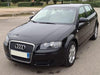 Audi A3 Hatch & SportBack (all years) Half Size Car Cover