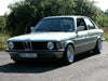 BMW 3 Series E21 E30 Convertible Up to 1993 Half Size Car Cover