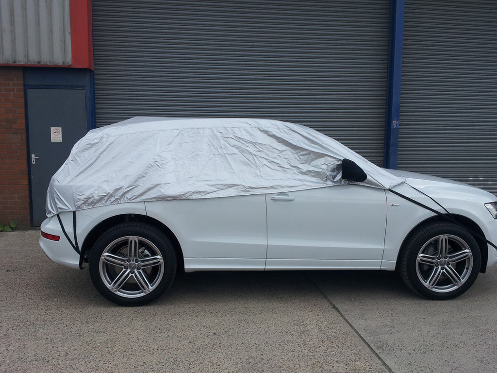 Audi Q7 2006 onwards Half Size Car Cover