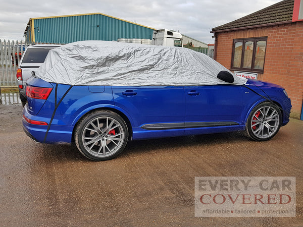 Audi Q8 2018-onwards Half Size Car Cover